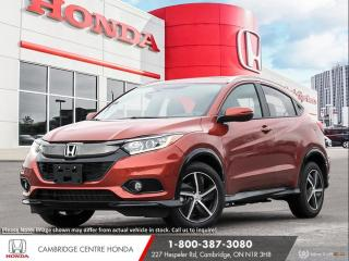 New 2020 Honda HR-V Sport PUSH BUTTON START | APPLE CARPLAY™ & ANDROID AUTO™ | HEATED SEATS for sale in Cambridge, ON