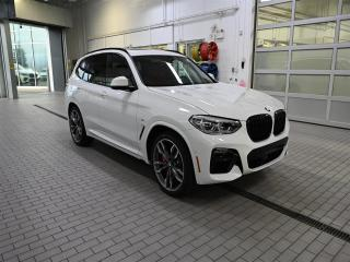 New 2021 BMW X3 M40i for sale in Edmonton, AB
