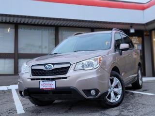 Used 2014 Subaru Forester 2.5i Back Up Camera | Heated Seats | Bluetooth for sale in Waterloo, ON
