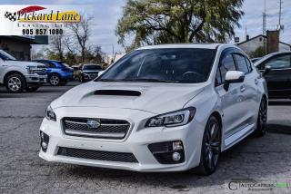 Used 2016 Subaru WRX Sport-tech Package ONTARIO VEHICLE! | SPORT-TECH PACKAGE! | AWD! for sale in Bolton, ON