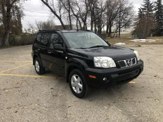 Used 2005 Nissan X-Trail LE for sale in Winnipeg, MB