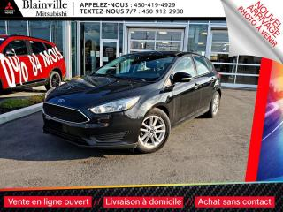 Used 2015 Ford Focus SE HATCHBACK VOLANT ET SIEGES-CHAUFFANTS for sale in Blainville, QC