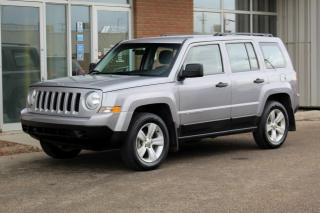 Used 2014 Jeep Patriot Sport/North SPORT 4X4 - BRAND NEW TIRES for sale in Saskatoon, SK