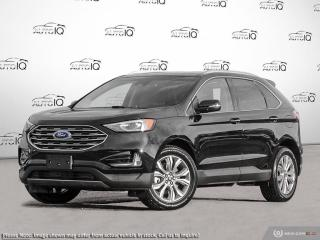 New 2020 Ford Edge Titanium TITANIUM | AWD | 2.0L ECOBOOST ENGINE | ELITE APP PACLAGE for sale in Kitchener, ON