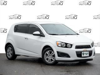 Used 2014 Chevrolet Sonic LT Auto VERY AFFORDABLE TRANSPORTATION for sale in Welland, ON