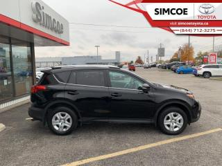 Used 2015 Toyota RAV4 LE  - Bluetooth - $134 B/W for sale in Simcoe, ON