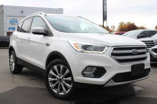 Used 2017 Ford Escape Titanium TITANIUM! NAVIGATION AWD for sale in Hamilton, ON