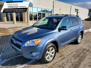 Used 2010 Toyota RAV4 LIMITED 4A Low Mileage - Excellent Condition for sale in Steinbach, MB