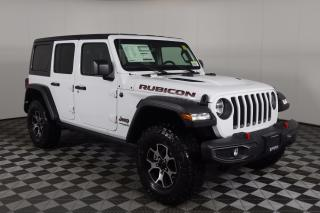 New 2021 Jeep Wrangler Unlimited Rubicon 4X4 WINTER SALES EVENT ON NOW for sale in Huntsville, ON