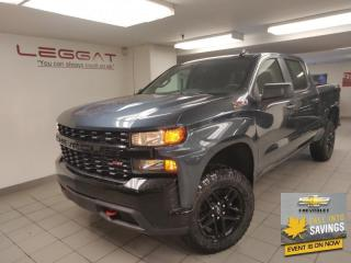 New 2021 Chevrolet Silverado 1500 Silverado Custom Trail Boss for sale in Burlington, ON