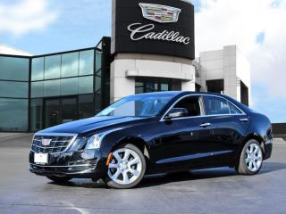 Used 2016 Cadillac ATS 2.0L Turbo CLEAN HISTORY! | LOW MILEAGE! for sale in Burlington, ON