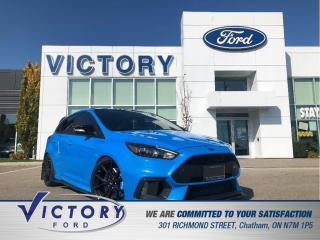 Used 2018 Ford Focus RS RS| LOTS OF MODS!!!| WINTER TIRES AND RIMS for sale in Chatham, ON