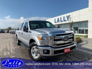 Used 2014 Ford F-250 XLT for sale in Tilbury, ON