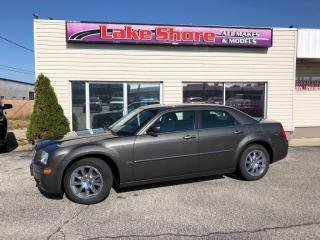Used 2009 Chrysler 300 TOURING LEATHER for sale in Tilbury, ON