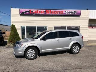 Used 2014 Dodge Journey CVP/SE Plus Canada Value Pkg LOCAL TRADE for sale in Tilbury, ON