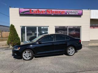 Used 2015 Volkswagen Jetta 1.8 TSI Highline Highline LOCAL TRADE for sale in Tilbury, ON