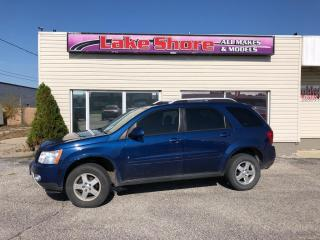 Used 2008 Pontiac Torrent LOCAL TRADE for sale in Tilbury, ON