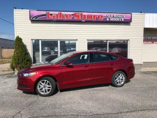 Used 2013 Ford Fusion SE BACK UP CAM for sale in Tilbury, ON