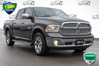 Used 2014 RAM 1500 Laramie LOADED LARAMIE for sale in Innisfil, ON