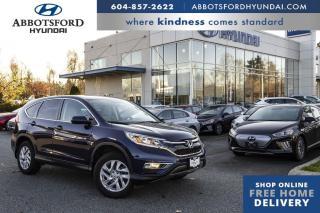 Used 2016 Honda CR-V SE  - All-Wheel Drive -  Bluetooth - $149 B/W for sale in Abbotsford, BC