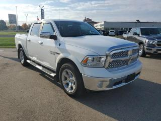 Used 2017 RAM 1500 Laramie NAV, Remote Start, Sunroof, HTD Seats! for sale in Ingersoll, ON