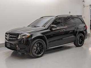 Used 2017 Mercedes-Benz GLS GLS 450/INTELLIGENT DRIVE PKG/MERCEDESBENZ WARR UNTIL 07/2022!! for sale in Toronto, ON
