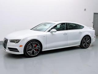 Used 2017 Audi A7 TECHNIK/S LINE/360 CAM/BLIND SPOT/DRIVE SELECT! for sale in Toronto, ON
