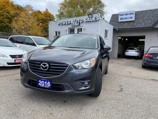 Used 2016 Mazda CX-5 FWD 4dr Auto GS for sale in Brampton, ON
