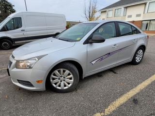 Used 2011 Chevrolet Cruze LS+ w/1SB for sale in Brampton, ON