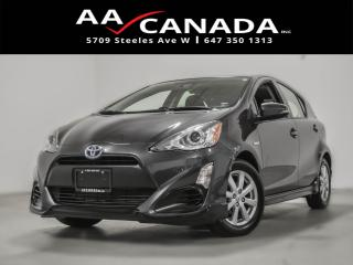Used 2017 Toyota Prius c C for sale in North York, ON