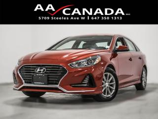 Used 2019 Hyundai Sonata BACK UP CAM| SAFETY FEATURES| HEATED SEATS for sale in North York, ON
