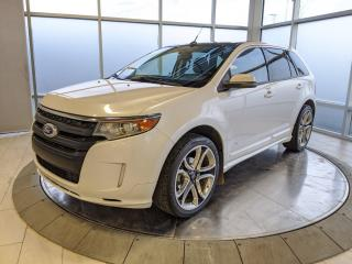 Used 2013 Ford Edge SPORT for sale in Edmonton, AB