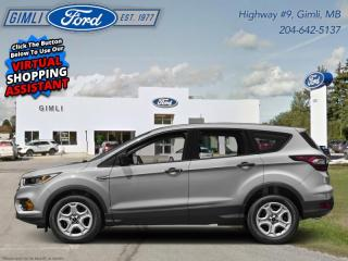 Used 2017 Ford Escape SE for sale in Gimli, MB