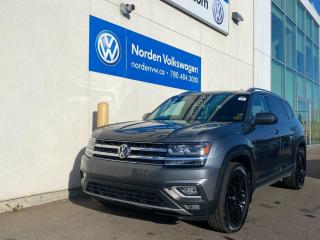 Used 2019 Volkswagen Atlas EXECLINE W/ CAPTAINS CHAIR PKG - LOADED / CERTIFIED for sale in Edmonton, AB