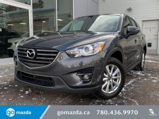 Used 2016 Mazda CX-5 GS for sale in Edmonton, AB