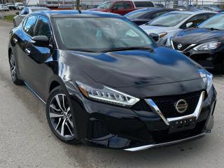 Used 2020 Nissan Maxima SL for sale in Brampton, ON