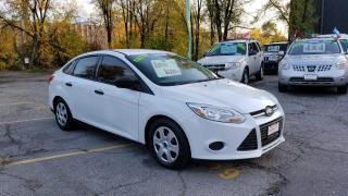 Used 2014 Ford Focus S for sale in Mississauga, ON