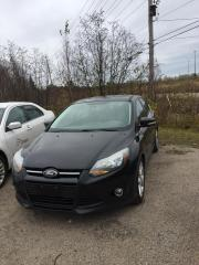 Used 2014 Ford Focus Titanium for sale in North Bay, ON