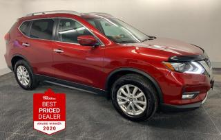 Used 2018 Nissan Rogue AWD SV *NAV - 360 CAMERA - CARPLAY - PANORAMIC* for sale in Winnipeg, MB