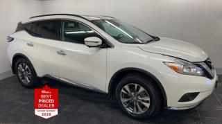Used 2017 Nissan Murano AWD SV ***SALE PENDING*** for sale in Winnipeg, MB