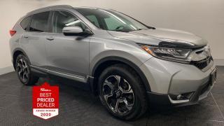 Used 2017 Honda CR-V AWD TOURING *NAVIGATION - CARPLAY - PANORAMIC* for sale in Winnipeg, MB