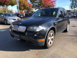 Used 2007 BMW X3 AWD 4dr 3.0si for sale in Surrey, BC