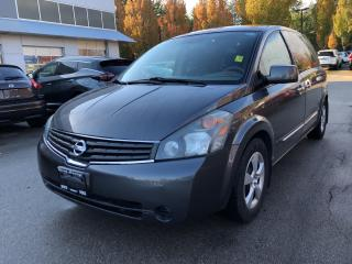 Used 2007 Nissan Quest 4dr Base for sale in Surrey, BC