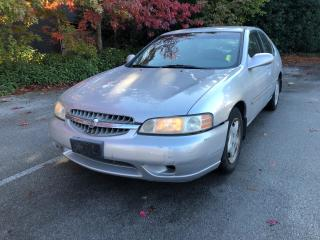 Used 2000 Nissan Altima 4dr Sdn GXE Auto for sale in Surrey, BC