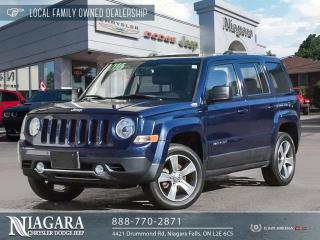 Used 2016 Jeep Patriot north for sale in Niagara Falls, ON