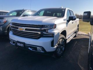 New 2021 Chevrolet Silverado 1500 High Country for sale in Napanee, ON
