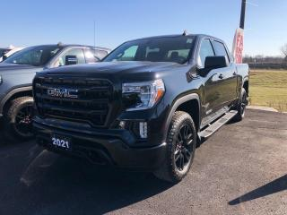 New 2021 GMC Sierra 1500 ELEVATION for sale in Napanee, ON