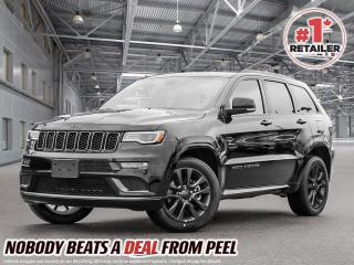 New 2021 Jeep Grand Cherokee Overland for sale in Mississauga, ON
