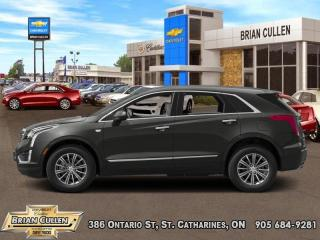 Used 2017 Cadillac XT5 Base  - Low Mileage for sale in St Catharines, ON