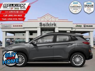 Used 2020 Hyundai KONA 2.0L Preferred AWD -  Heated Seats for sale in Selkirk, MB